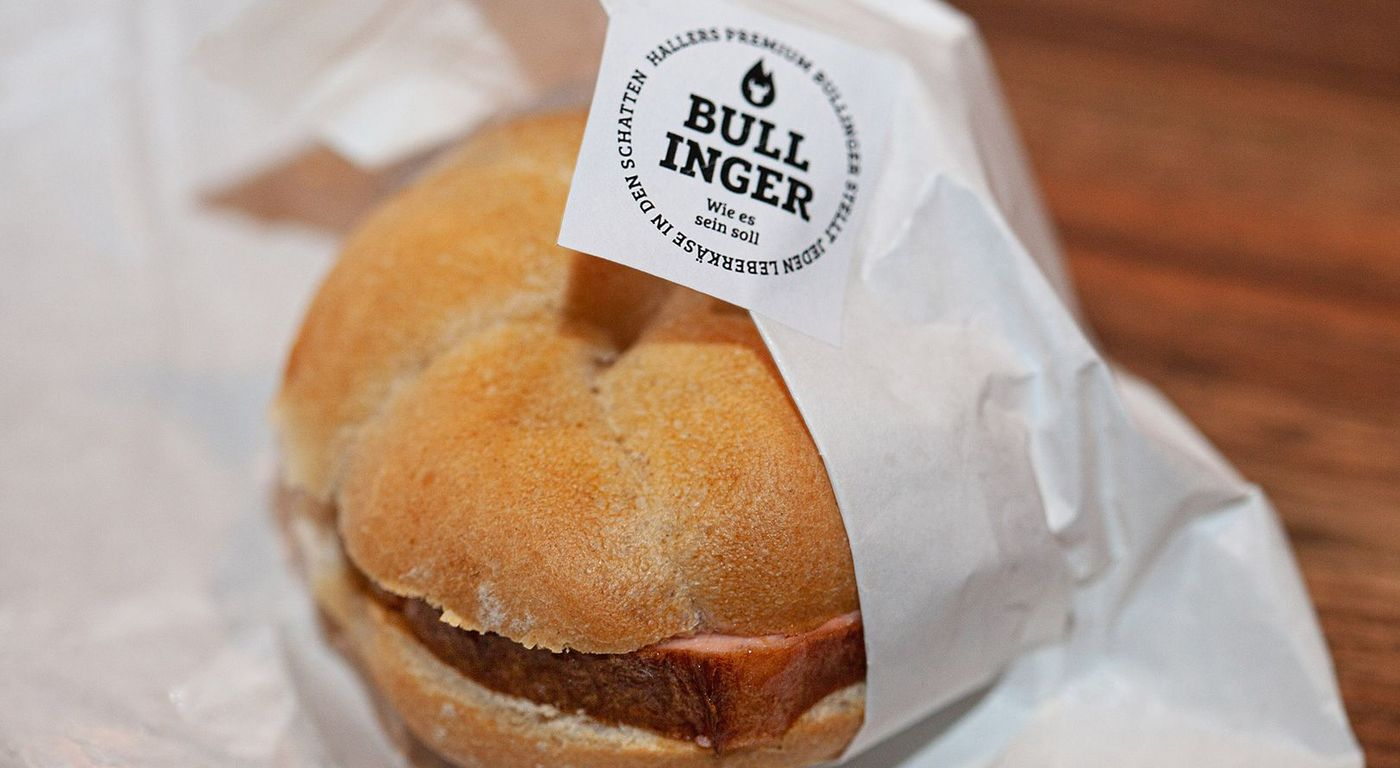 Bullinger - einfach nur Bull Beef