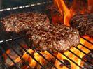 Burger Patties vom Bull Beef