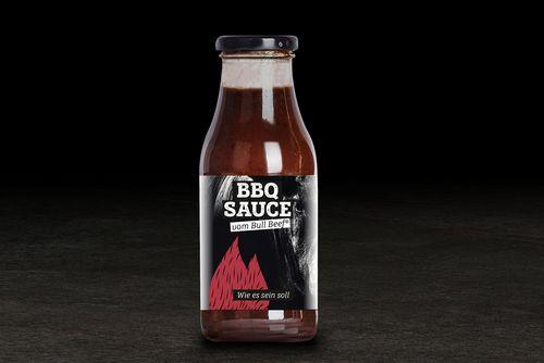 Bull Beef BBQ Sauce