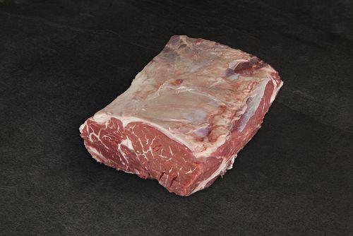 Hinteres Ausgelöstes vom Bull Beef