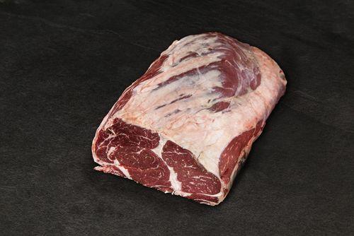 Rostbraten vom Bull Beef