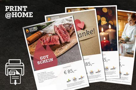 print@home Wertgutschein