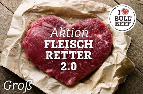 Bull beef Fleischretter Box 2.0