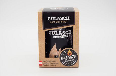 Bull Beef Gulasch 350g