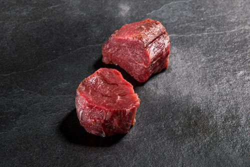 Filetsteaks vom Bull Beef