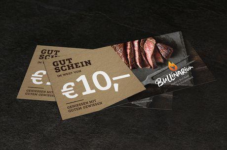 Bullinarium - Gutschein 10€