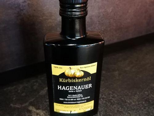 Kürbiskernöl 0,25l - Fam. Hagenauer
