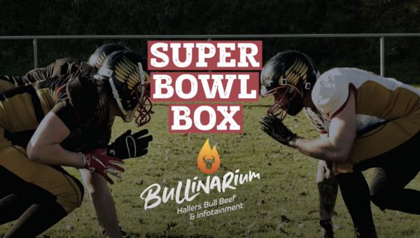 Super Bowl Box Promo #1