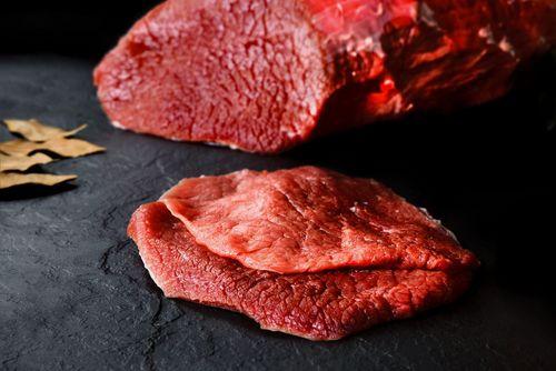 Schnitzel vom Bull Beef