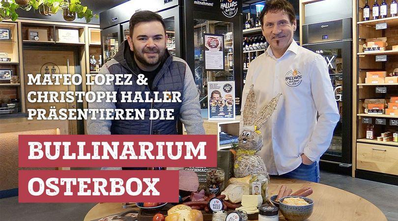 Bullinarium OsterBox