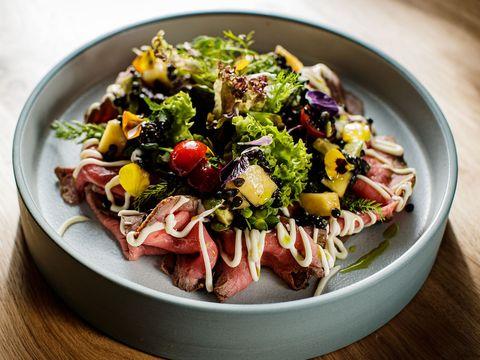 Roastbeef Salat