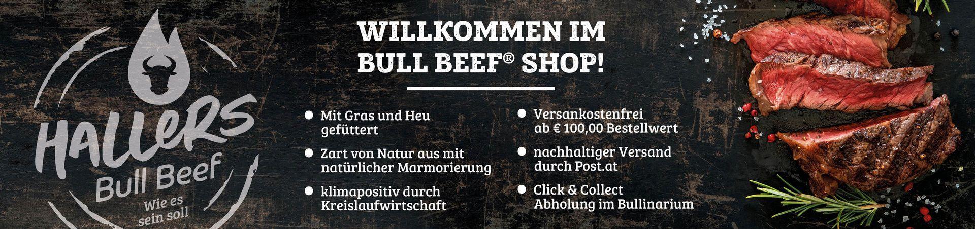 Hallers Online Shop Infos