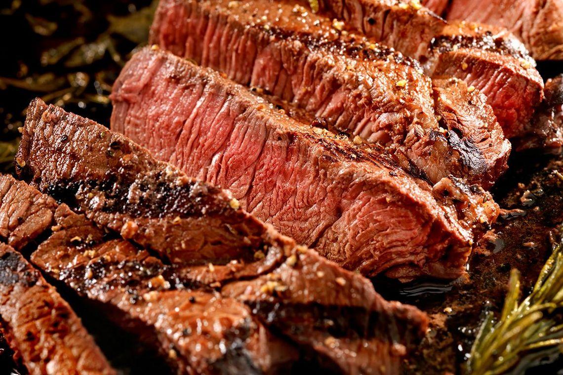 Zartes Bull Beef® mit natürlicher Marmorierung