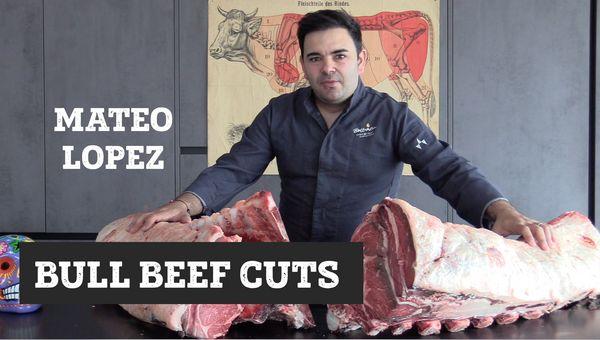 Mateos Bull Beef Cuts
