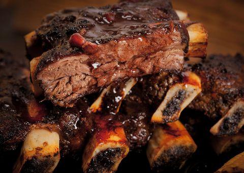 Geschmorte Bull Beef Short Ribs