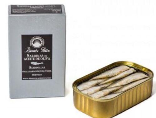 Sardinen in Olivenöl 16/20 Stück Ramón Peña