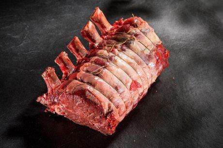 Hochrippe vom Bull Beef