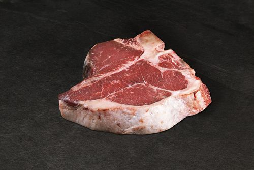T-Bone Steak vom Bull Beef