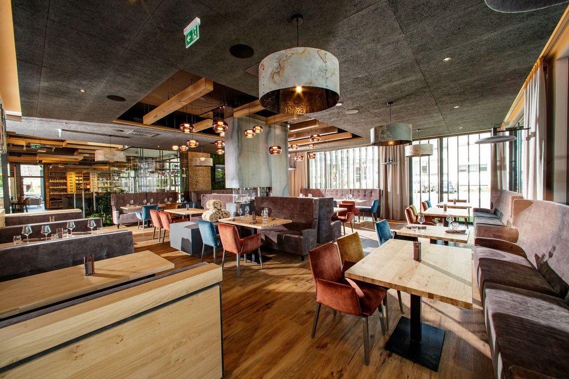 Bullinarium Restaurant Innenansicht - Bild