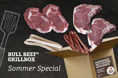 Bull Beef Grillbox
