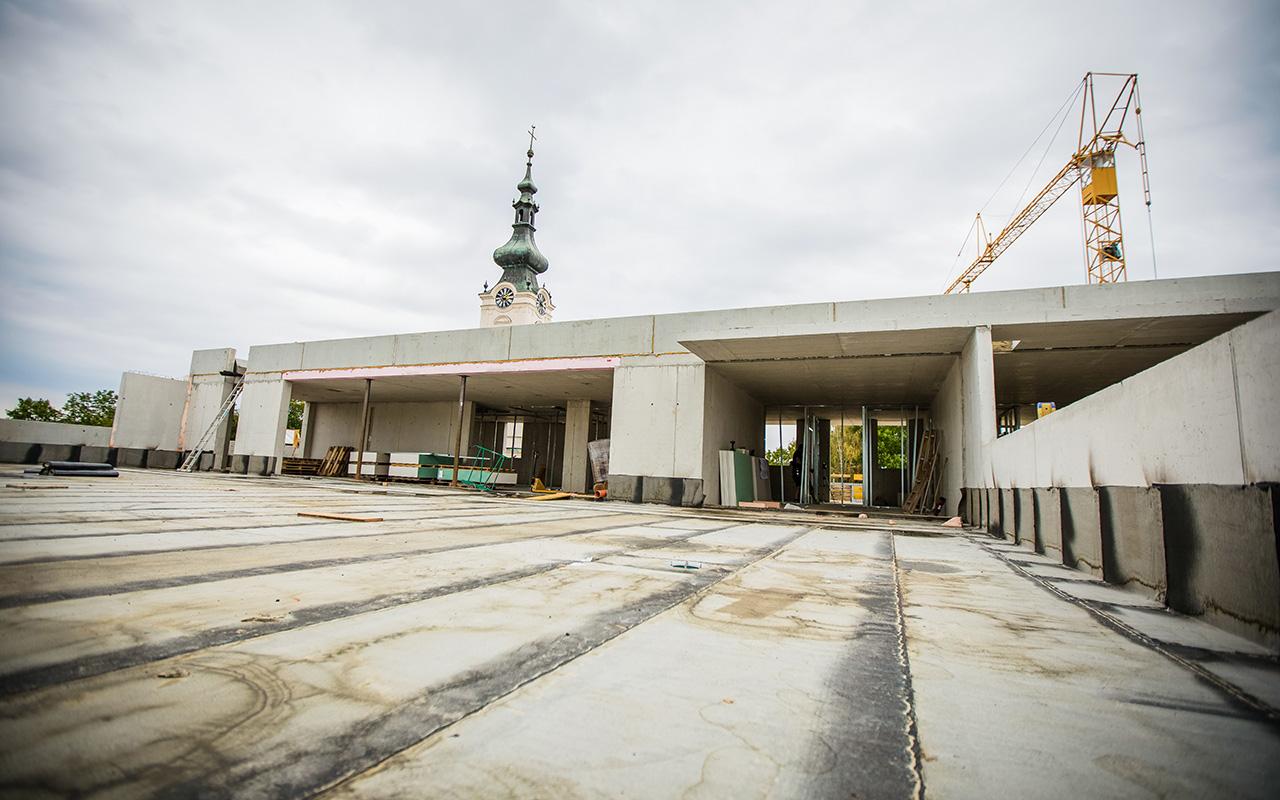Baustelle - Überblick 3