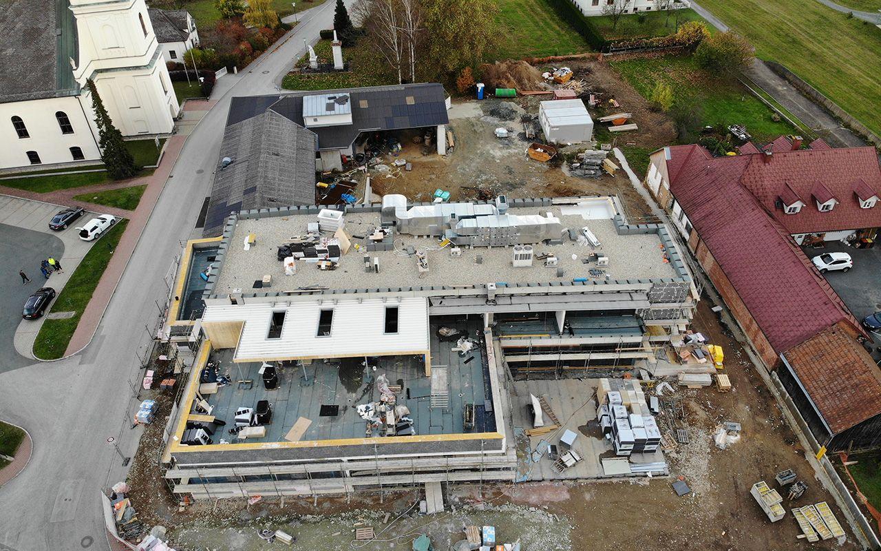 Baustelle - Überblick 5