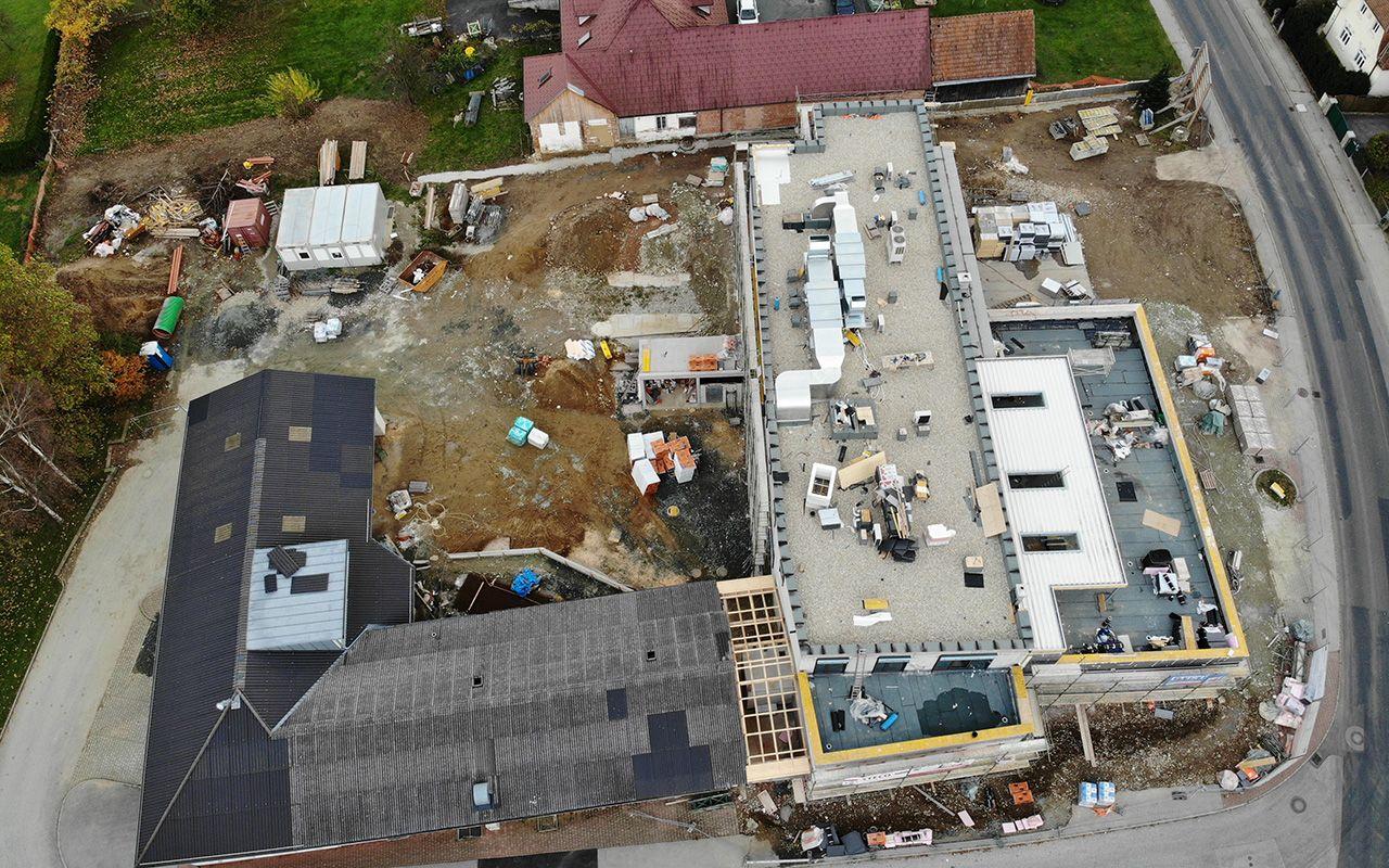 Baustelle - Überblick 7