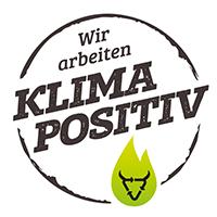 Klima Positiv - Logo